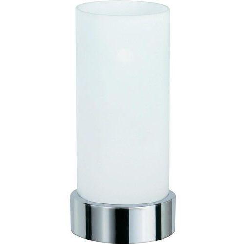 Lampa stołowa Pinja Paulmann 77029, E14, 1 x 40 W, 230 V, (ØxW) 11 cmx24 cm, chrom, opal