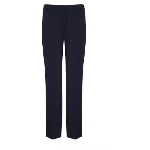 Vito vergelis Granatowe spodnie (kolor: granat, rozmiar: 44)