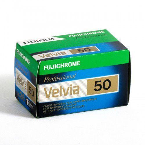 Fujifilm velvia 50/36
