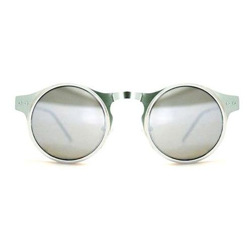 Okulary Słoneczne Spitfire Machina Silver/Silver/Silver Mirror, kolor żółty