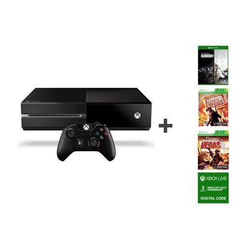 OKAZJA - Konsola Microsoft Xbox One 1TB