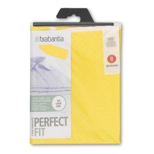 - pokrowiec na deskę do prasowania 124 x 38cm - bez pianki - yellow marki Brabantia