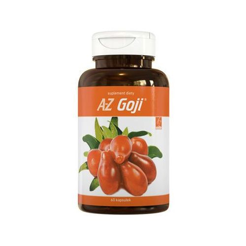 A-Z Goji extract 300mg 60 kaps. (5903560622963)