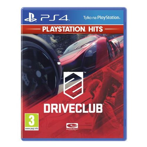 OKAZJA - DriveClub (PS4)