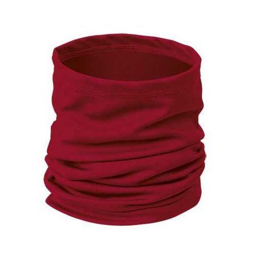 Valento Komin sportowy termoaktywny szal tuba opaska wielofunkcyjna stone czerwony