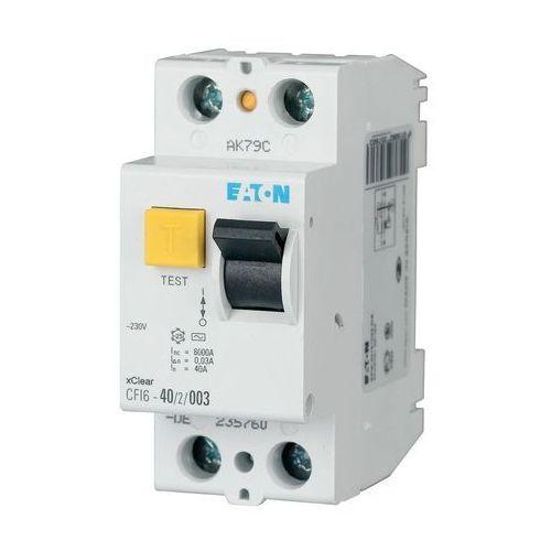 Eaton Wyłącznik różnicowo-prądowy ac 40 a