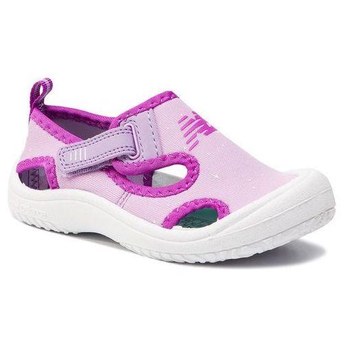 Sandały NEW BALANCE - K2013WP White/Purple, kolor różowy