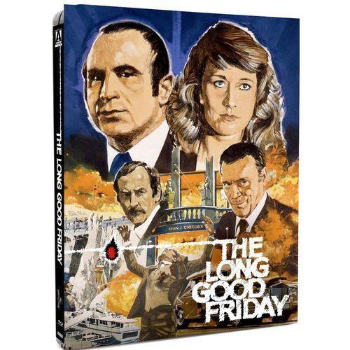 The long good friday - limited edition steelbook wyprodukowany przez Arrow video