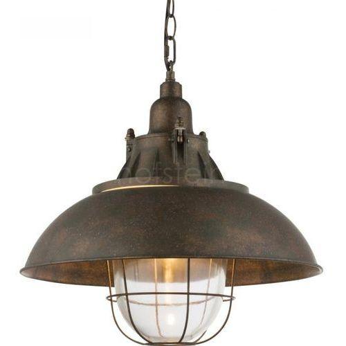 Globo jaden lampa wisząca rudy, 1-punktowy - vintage - obszar wewnętrzny - jaden - czas dostawy: od 6-10 dni roboczych marki Globo lighting