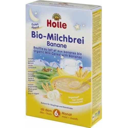 Holle Kaszka mleczno-pszenna bananowa BIO na noc 6m+ 250 g