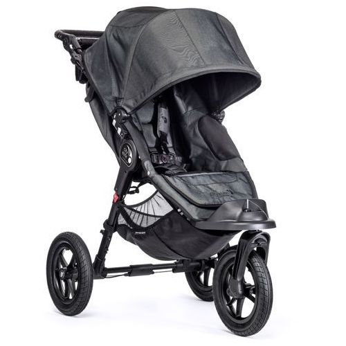 wózek spacerowy city elite, charcoal-denim marki Baby jogger