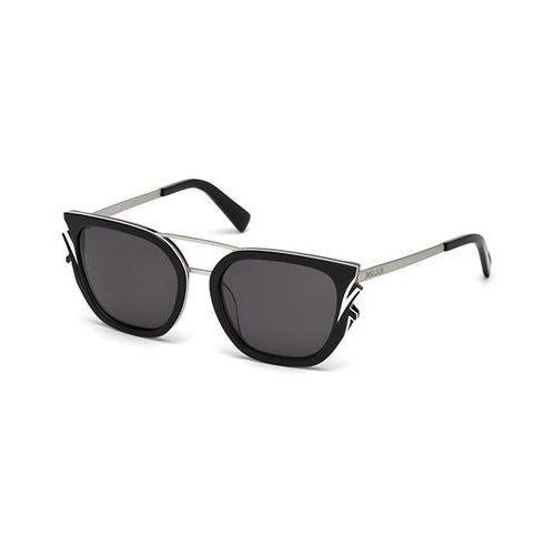 Just cavalli Okulary słoneczne jc 752s 05a
