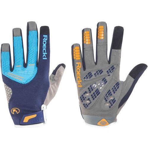 midland rękawiczka rowerowa mężczyźni niebieski 7,5 2018 rękawiczki mtb marki Roeckl