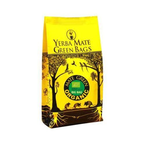 Yerba mate green 7x10g big bag cocido saszetki despalada bio