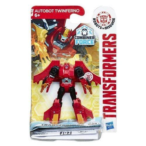 Hasbro Transformers rid legion autobot twinferno - darmowa dostawa od 199 zł!!!