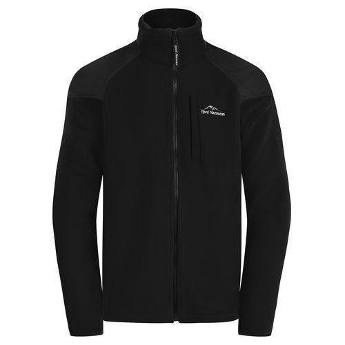 Kurtka polarowa ROALD - black (5908221318384)