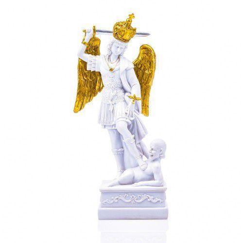 Figura Święty Archanioł Michał z Gargano, 26 cm, URJS93641-2A