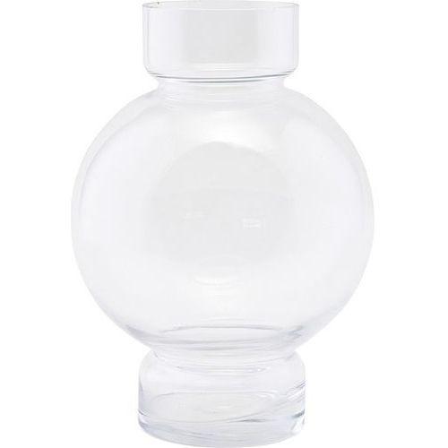 House doctor Wazon bubble mały transparentny
