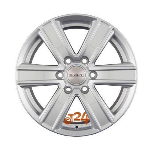 Felga aluminiowa Dezent TJ 16 8 6x139,7 - Kup dziś, zapłać za 30 dni