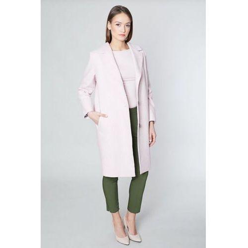 Płaszcz Damski Model Loberia 10503 Pink