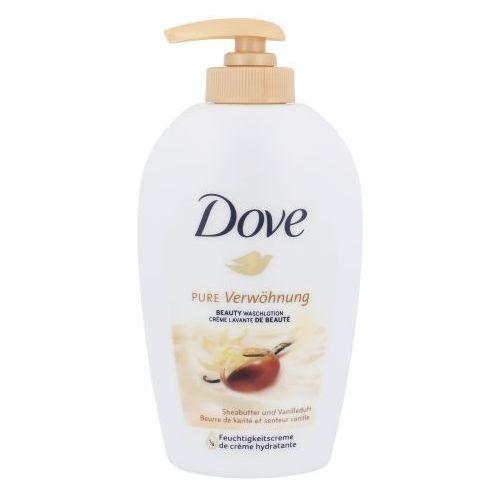 Dove  purely pampering hand wash shea butter 250ml w mydło w płynie