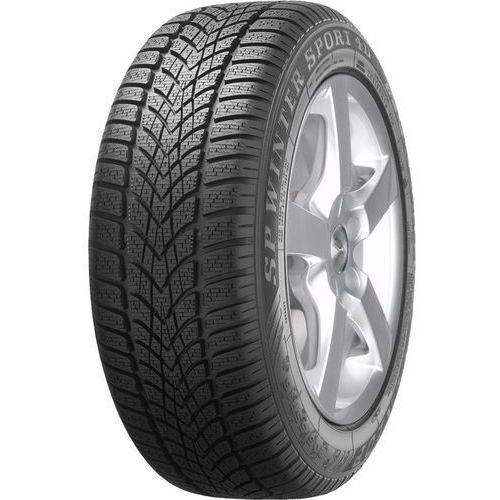 Dunlop SP Winter Sport 4D: szerokość:[265], profil:[45], średnica:[R20], 104 V, opona zimowa