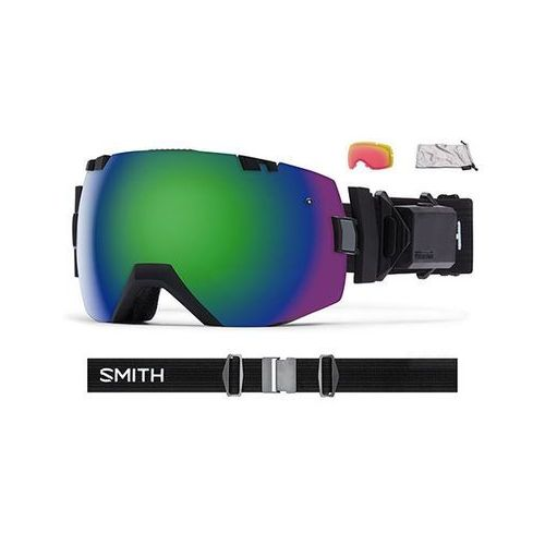 Smith goggles Gogle narciarskie smith i/ox turbo fan il5nxbk16