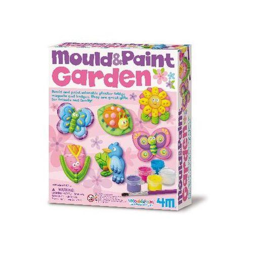 4M, Odlewy gipsowe, Ogród, zestaw kreatywny (4893156035127)
