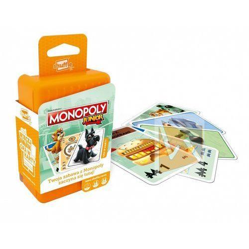 Monopoly junior marki Cartamundi