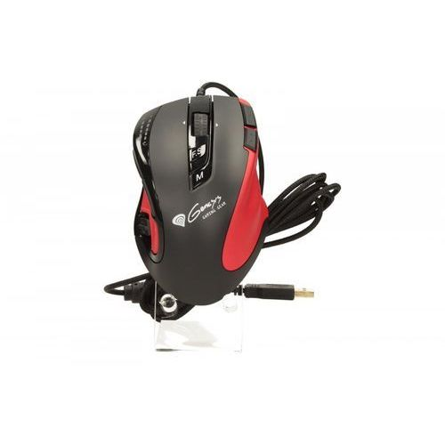 Mysz  gx88 dla graczy laser 8200dpi marki Natec genesis - OKAZJE
