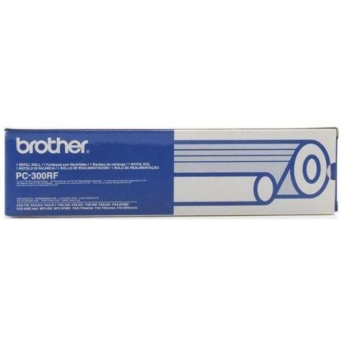 Wyprzedaż Oryginał Folia do faksu Brother PC-300RF do FAX-770/870/910/917/920/921/925/930/931/940, MFC-870/925/970, 250 stron