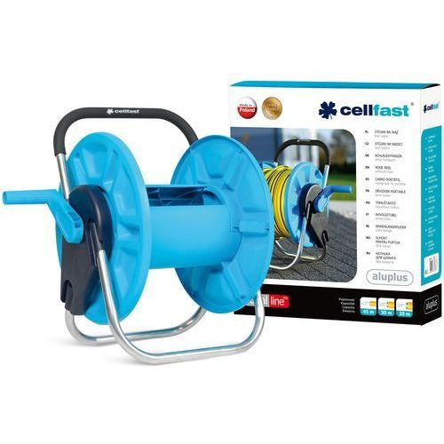 Cellfast Stojak na wąż aluplus 55-160 (60 metrów)