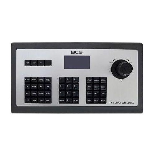 Bcs -p-kn klawiatura sterująca sieciowa bcs point