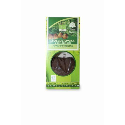 Kawa żołędziówka z żeń - szeniem bio 100 g - dary natury marki Dary natury - inne bio