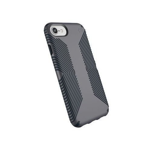 Speck Presidio Grip Etui Obudowa iPhone 8 / 7 / 6S / 6 (Graphite Grey/Charcoal Grey)