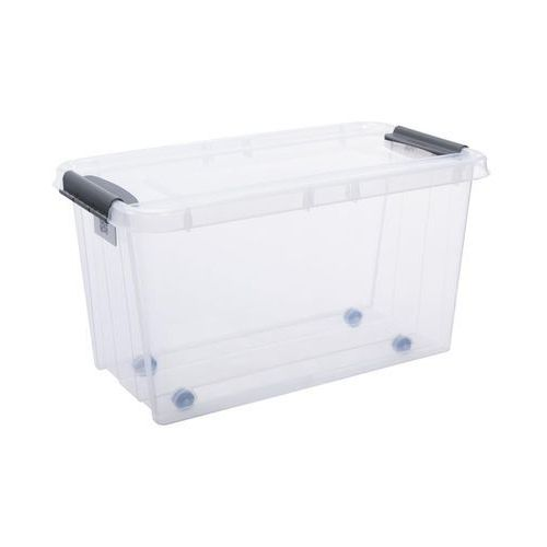Pojemnik Pro Box 70 L Z Kółkami PlastTeam