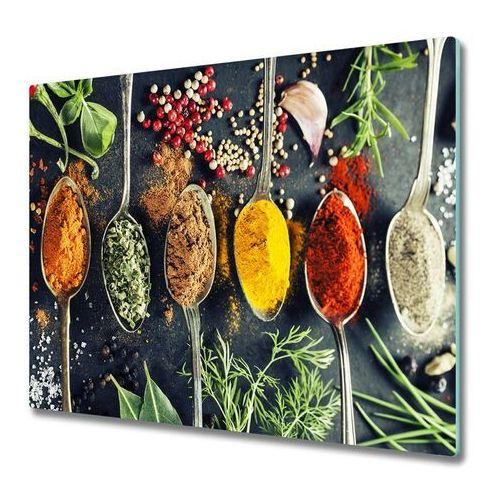 Deska do krojenia Kolorowe przyprawy
