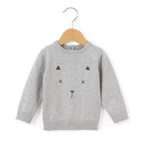 Sweter z kotem, 0-3 lata