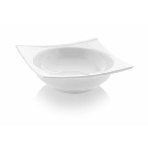 Miska kwadratowa Bianco | 150x150 mm