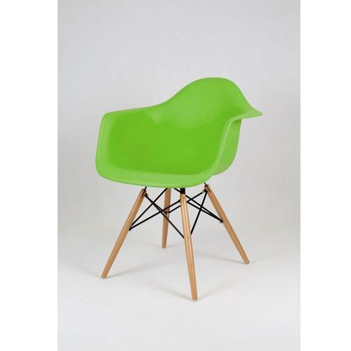 Krzesło sk design kr012f buk zielone marki Świat krzeseł