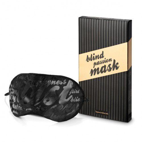 Maska na oczy -  blind passion mask marki Bijoux indiscrets