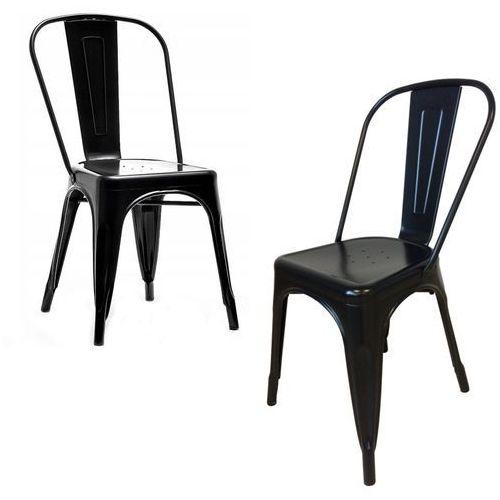 Krzesło Prado black