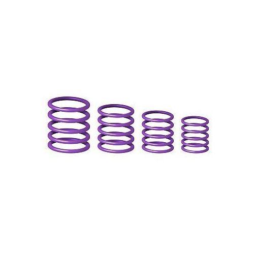 Gravity RP 5555 PPL 1 - pierścienie, Universal Gravity Ring Pack, Power Purple - produkt z kategorii- Pozostałe DJ i karaoke