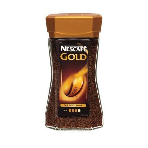 Kawa rozpuszczalna Nescafe Gold 200g