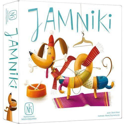 Jamniki - david short marki Nasza księgarnia