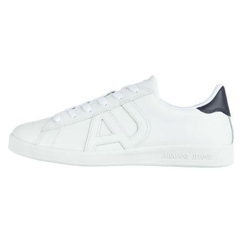 Armani jeans tenisówki biały 44