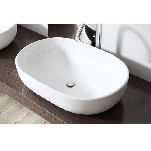 Umywalka nablatowa ceramiczna c322 marki Liniger