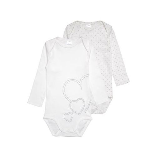 Kanz LAYETTE LOVELY BABY 1/1 ARM 2 PACK Body multicolored, 1722260