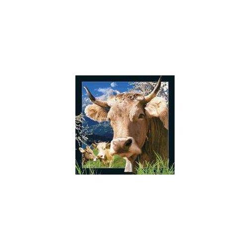 Worth keeping Magnes 3d - szwajcarska krowa (5710431011012)