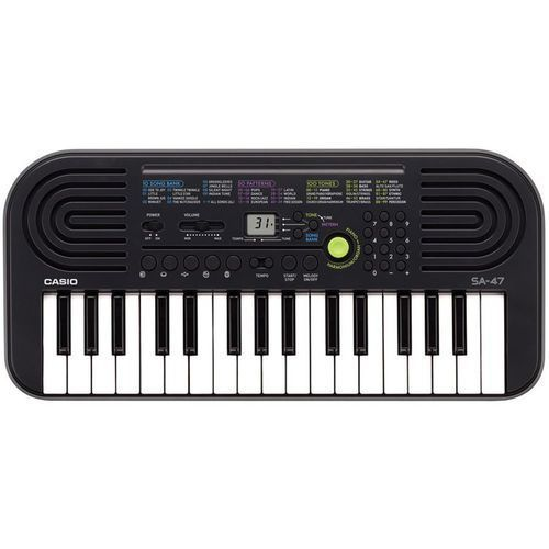 Casio sa-47 keyboard dla dzieci (4971850321088)